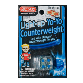 Light Up Counterweight by Duncan