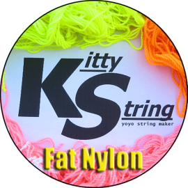Kitty String Fat Nylon