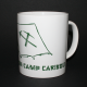 CLYW 'Welcome to Camp Caribou' Coffee Mug